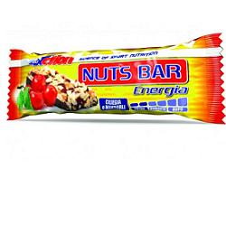 NUTS BAR ENERGIA CIL/MAND 35G