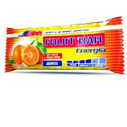 FRUIT BAR ENERGIA ARANCIA 40G