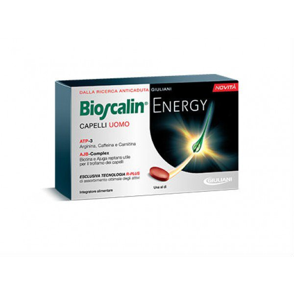 Bioscalin Energy 30cpr 1