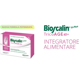 Bioscalin R-plus Tricoage 45+ 30 Compresse