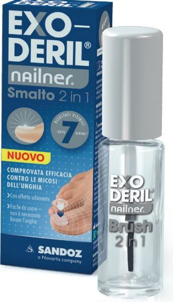 EXODERIL NAILNER SMALTO 2IN1