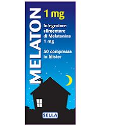MELATON 1 MG 50 COMPRESSE
