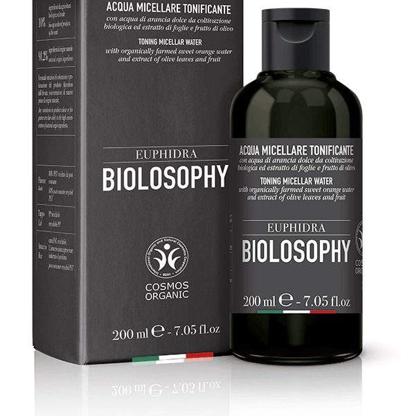 EUPHIDRA BIOLOSOPHY ACQUA MICELLARE 200 ML